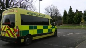 Sussex ambulance drivers had 'nothing to mop up sick'