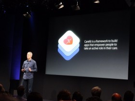 Apple launches first four CareKit apps